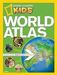 NG Kids World Atlas (National Geographic Kids World Atlas) by National Geographic (2010-07-13)
