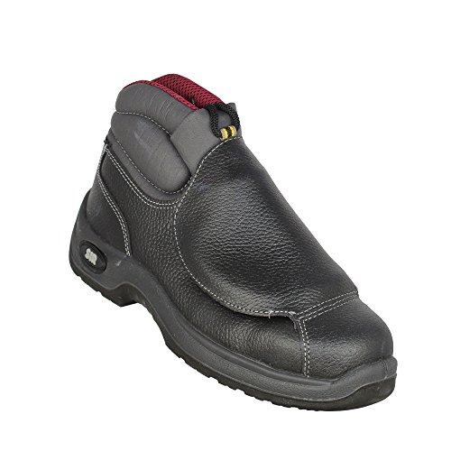 Sir Safety Systems - Calzado de Protección de Piel para Hombre, Color Marrón, Talla 40 UE