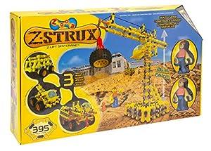 Zoob - Z-Strux Z-Grúa de elevación (Juratoys 0Z15050TL)