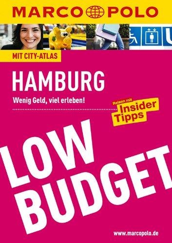 Reiseführer Low Budget Hamburg, MARCO POLO