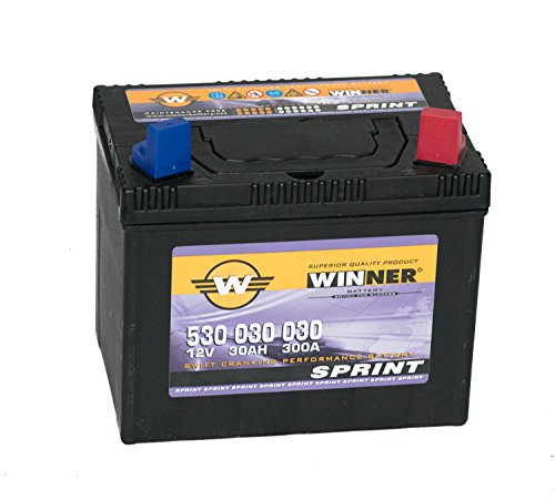 Batterie WINNER SPRINT 30AH 12V Rechts