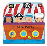 Tip Top Tabs: Pirate Party