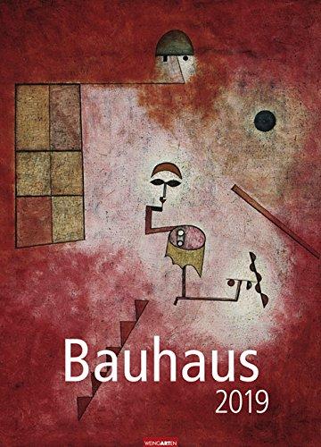 Bauhaus - Kalender 2019 - Weingarten-Verlag - Kunstkalender - 49 cm x 68 cm