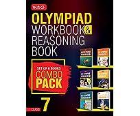 Class 7: Work Book & Reasoning Book Combo for NSO-IMO-IEO-NCO-IGKO (2018-19)