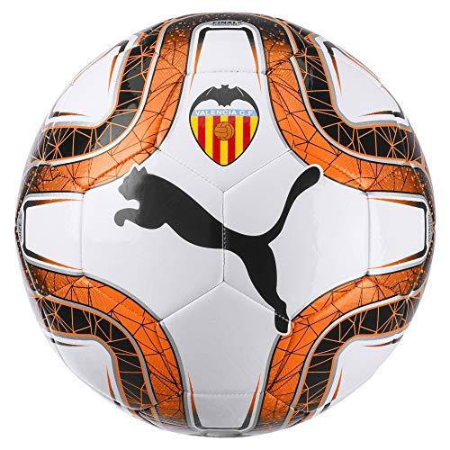 PUMA Valencia CF Final 6 Ball Puma White-Puma Black 5 - Pelota de Golf
