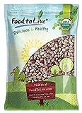 Bio Cranberry Bohnen durch Food to Live (Borlotti) (Nicht-GVO, Koscher, Masse) - 5 Pfund