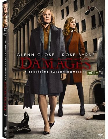 Tony Goldwyn - Damages - Saison 3 - Coffret 3
