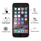 SuperdealsForTheinfinity® Premium Anti-Fingerprint Tempered Glass Screen Protector for Apple iPhone 6/6S
