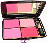 #6: BR Blusher Palette 0.45 oz Travel Kit With 4 Shades & 1 Brush