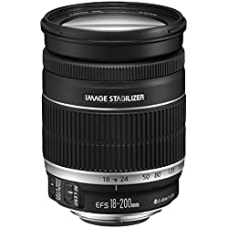 Canon Objectif EF-S 18-200 mm f/ 3,5-5,6 is