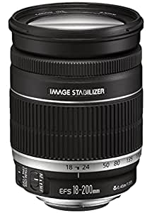 Canon EF-S 18-200mm F/3.5-5.6 2752B003CA IS Zoom Lens