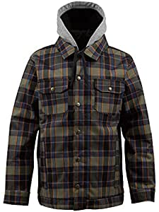 Snowwear Jacket Men Burton Hackett Jacket