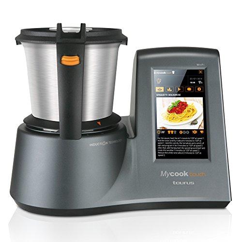 Taurus Mycook Touch   Robot de cocina por inducción
