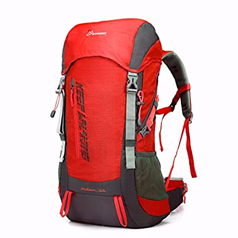 Mountaintop 36l Travel Daypack/Casual Rucksack/School Backpack,28 x 14 x 55cm