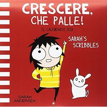 Sarah's Scribbles. Calendario 2018