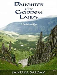 Daughter of the Goddess  Lands (Kalie's Journey, Book 1) (English Edition)