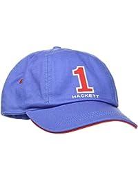 Hackett Mens Amr Vantage Baseball Cap, Grey (Grey Marl 933), One Size Hackett