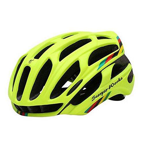 Queshark casco de ciclismo de carretera en la montaña en el molde de
