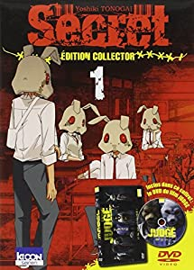 Secret Edition Collector Tome 1 + DVD Judge