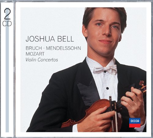 Bruch: Violin Concerto No.1 in G minor, Op.26 - 1. Vorspiel (Allegro moderato)