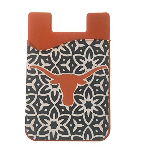 Desden Universität Texas Longhorns Handy Halterung Oder Brieftasche (Longhorns-geschenk-karte)