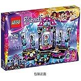 LEGO - 41105 - Friends - Jeu de Construction - La Scène de la Chanteuse