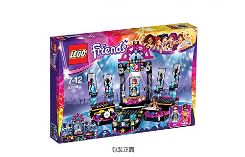 Lego Friends 41105 - Popstar Showbühne (Rock Lego)