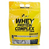 Olimp Whey Protein Complex 100%, 2.27 kg Beutel (Lemon Cheesecake)