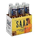 Saaz Cerveza - Paquete de 6 x 330 ml - Total: 1980 ml