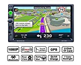 REAKOSOUND 7 pollici 2 Din UNIVERSALE Autoradio Stereo /GPS Navigatore/Mirror link for Android...