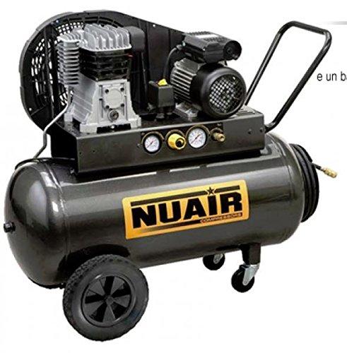 NUAIR 2800B - COMPRESOR  100 L  2 HP