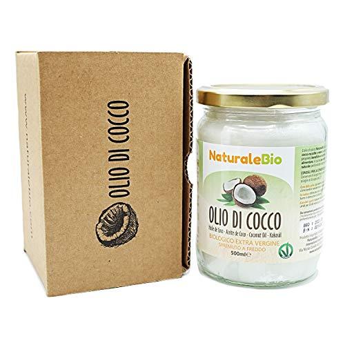 Zoom IMG-1 olio di cocco biologico extra