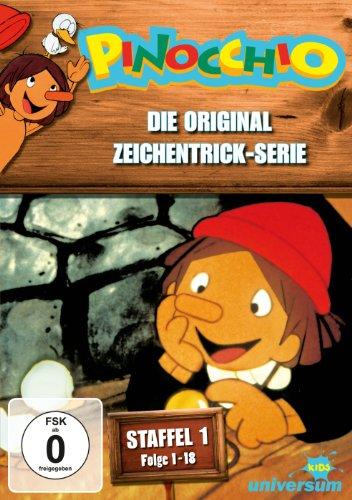 Pinocchio - Staffel 1 [3 DVDs] (Für Kinder Halloween-filme Disney)