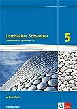 Lambacher Schweizer - Ausgabe für Niedersachsen G9 / Arbeitsheft plus Lösungsheft 5. Schuljahr - Matthias Janssen