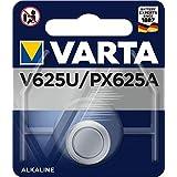 VARTA batterijen Electronics V625U Lithium knoopcellen LR9 verpakking met 1 knoopcel in originele blisterverpakking van 1 exe