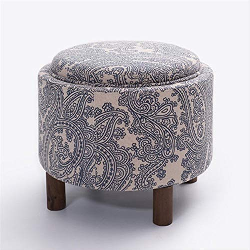 Junww Silla Caja Almacenamiento Interior sofá Muebles