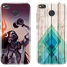 NOISE Xiaomi Redmi 4 Combo Printed Cover for Xiaomi Redmi 4 Printed Case/Patterns & Ethnic -(GD271_GD127)