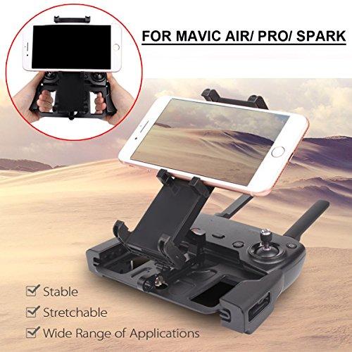 Flycoo - Soporte Aluminio Plegable Tablet dji Mavic
