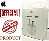 #9: 100% Original Power Adapter/Fast Charging Adapter with Cable COMPATIBLE for Apple Iphone 5/5s/6/6s/7/7 Plus