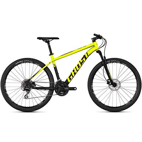 GHOST Kato 2.7 NEON FLAT // neon yellow / night black / urban gray Modell 2018 (XS)