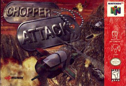 Chopper Attack [US Import]