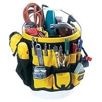 CLC Custom Leathercraft 4122 61 Pocket-In & Out Bucket Pocke