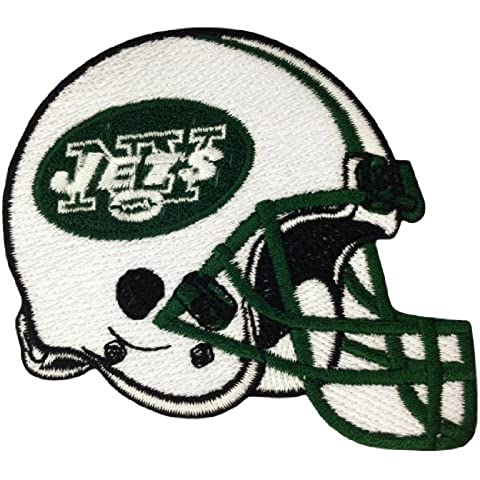 NEW YORK JETS Casco Logo ferro (Logo Del Casco Patch)