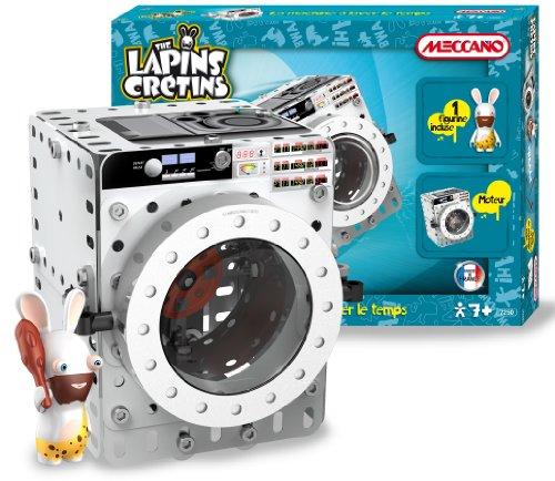 Meccano-897250-Raving-Rabbids-Washing-Machine