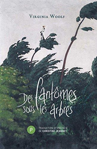Couverture du livre Des fantômes sous les arbres