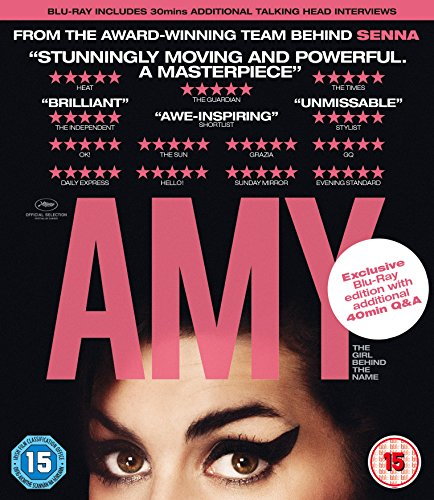 Amy [Blu-ray] [UK Import] Preisvergleich