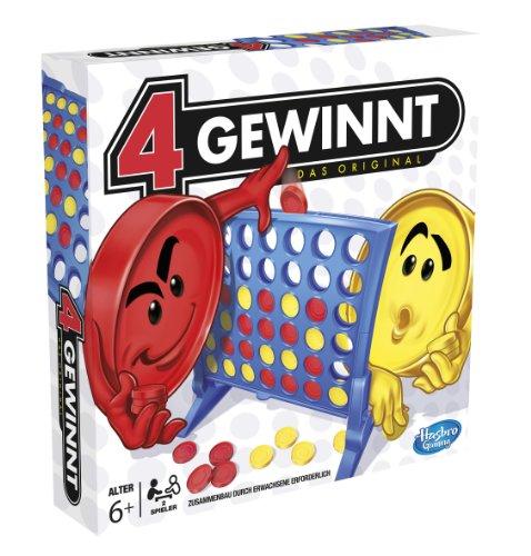 Preisvergleich Produktbild Hasbro Spiele A5640100 - 4 gewinnt, Kinderspiel