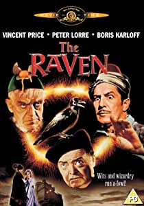 The Raven [DVD]