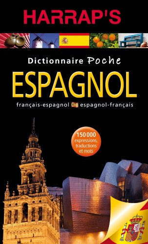 Harrap's Dictionnaire Poche Espagnol