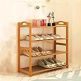 Shoe cabinet/Shoe rack Europäischer Moderner Einfacher mehrstöckiger Schuhaufbau Schuhständer (Länge 70cm * Breite 25cm * Höhe 68cm)